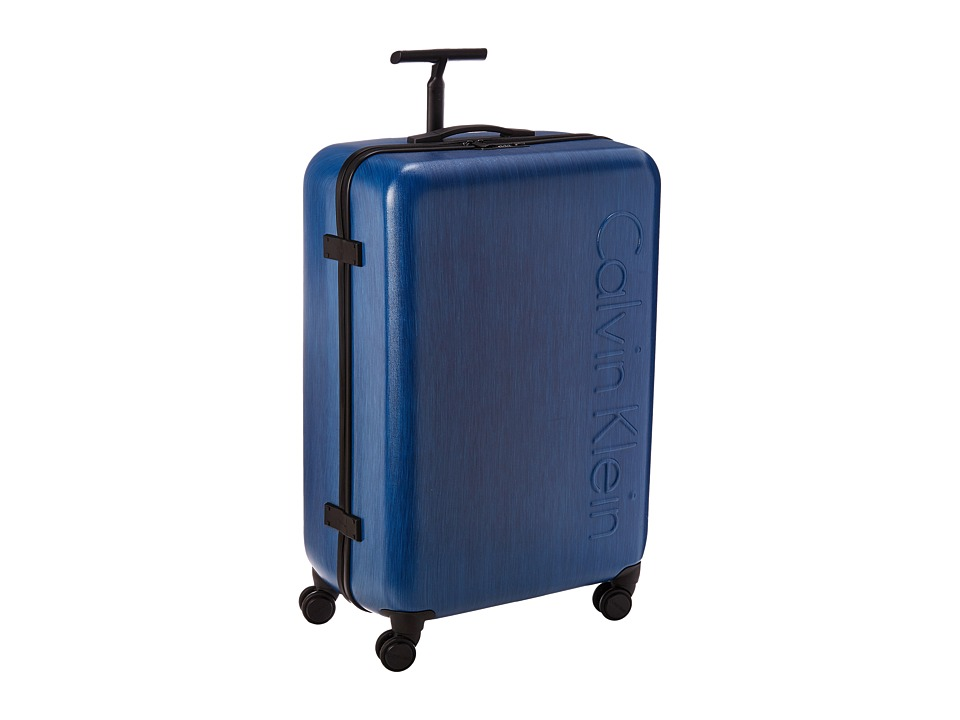 Calvin Klein - Southhampton 2.0 28 Upright Suitcase (Blue) Luggage