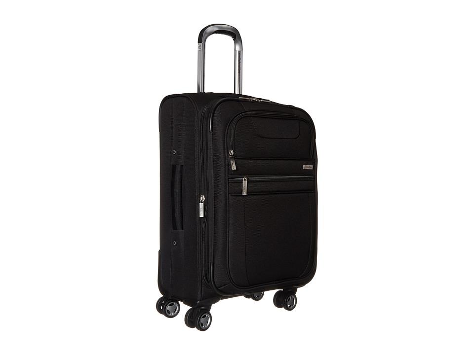Calvin Klein - Madison 2.0 21 Upright Suitcase (Black) Luggage