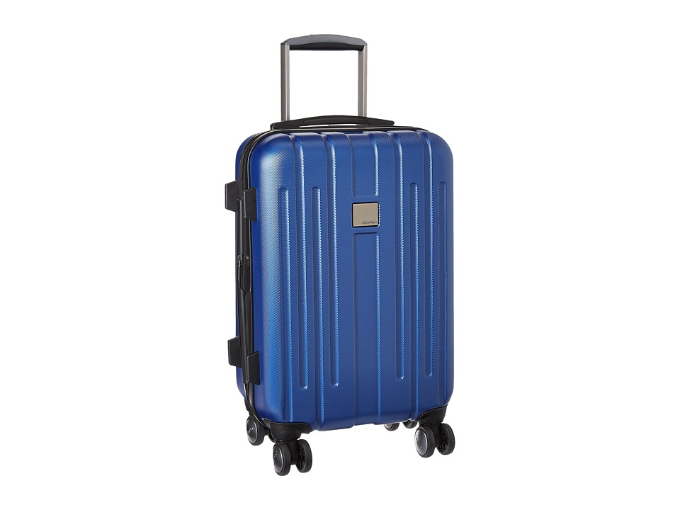 Calvin Klein - Cortlandt 3.0 20 Upright Suitcase (Royal Blue) Luggage