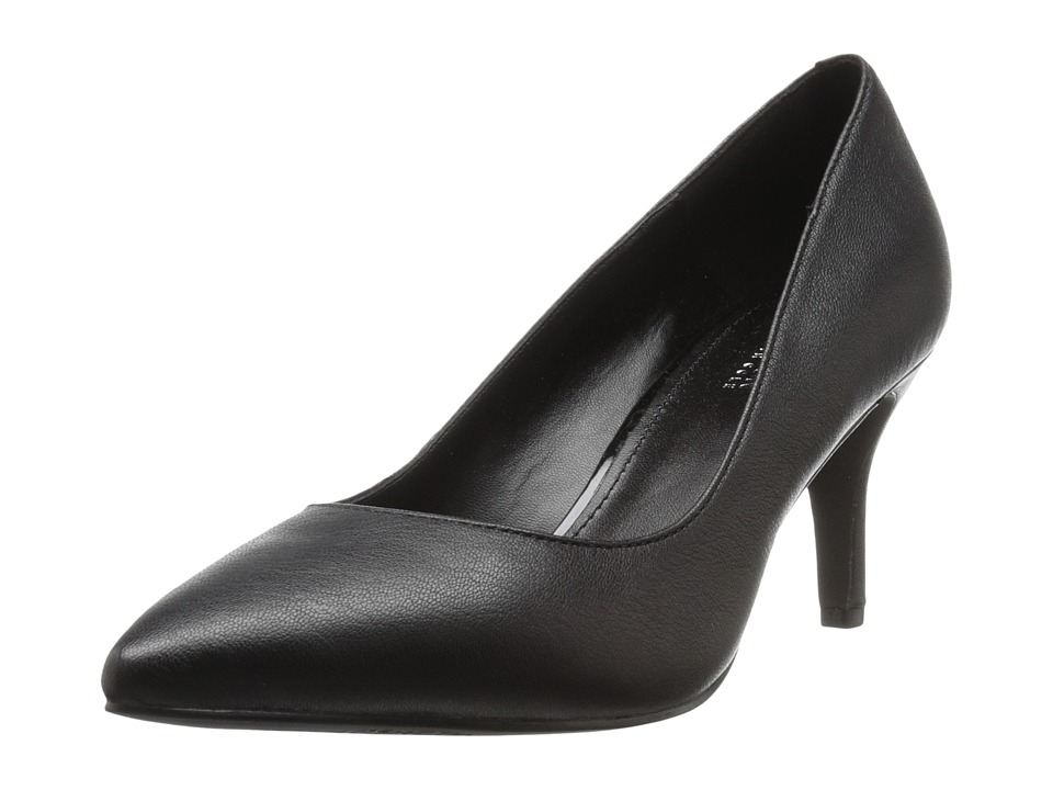 Kenneth Cole Reaction - 7 Bill-Lated (Black) Women's Shoes