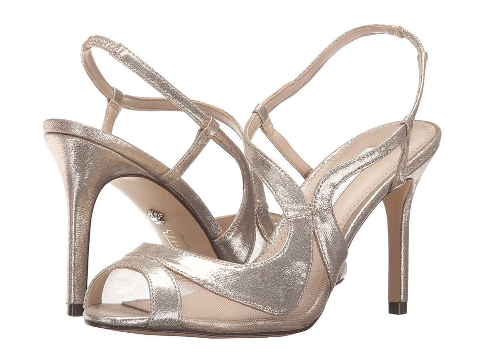 Nina - Renee (Taupe/Champagne) High Heels