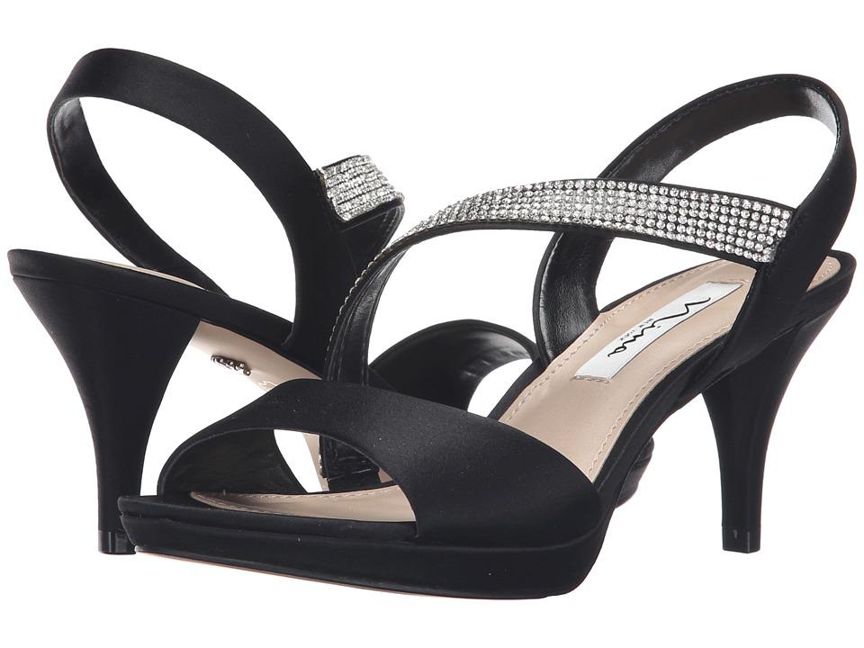 Nina - Novelle (Black) Women's 1-2 inch heel Shoes