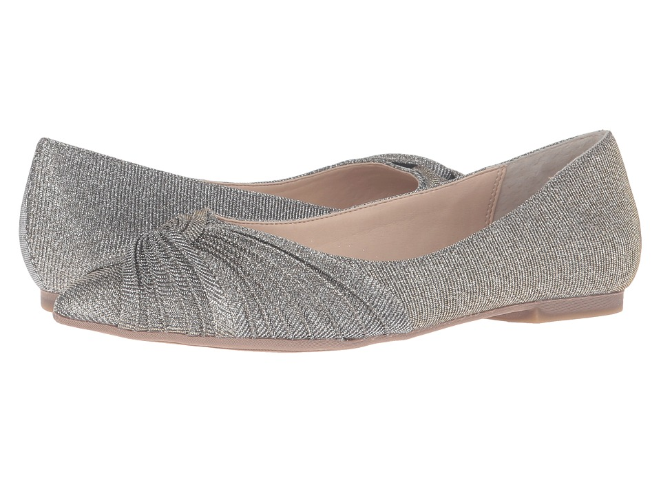 Nina - Klaire (Steel) Women's Flat Shoes