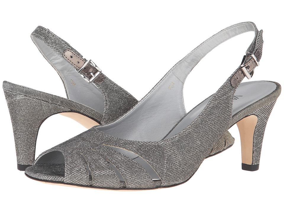 Vaneli - Majoria (Platinum Nizza Fabric) Women's Shoes