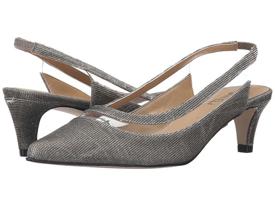 Vaneli - Thoma (Platinum Nizza Fabric) Women's Shoes
