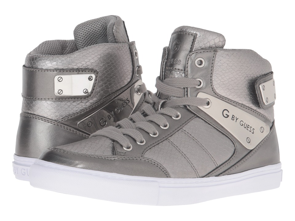 G by GUESS - Odean (Pewter) Women's Shoes