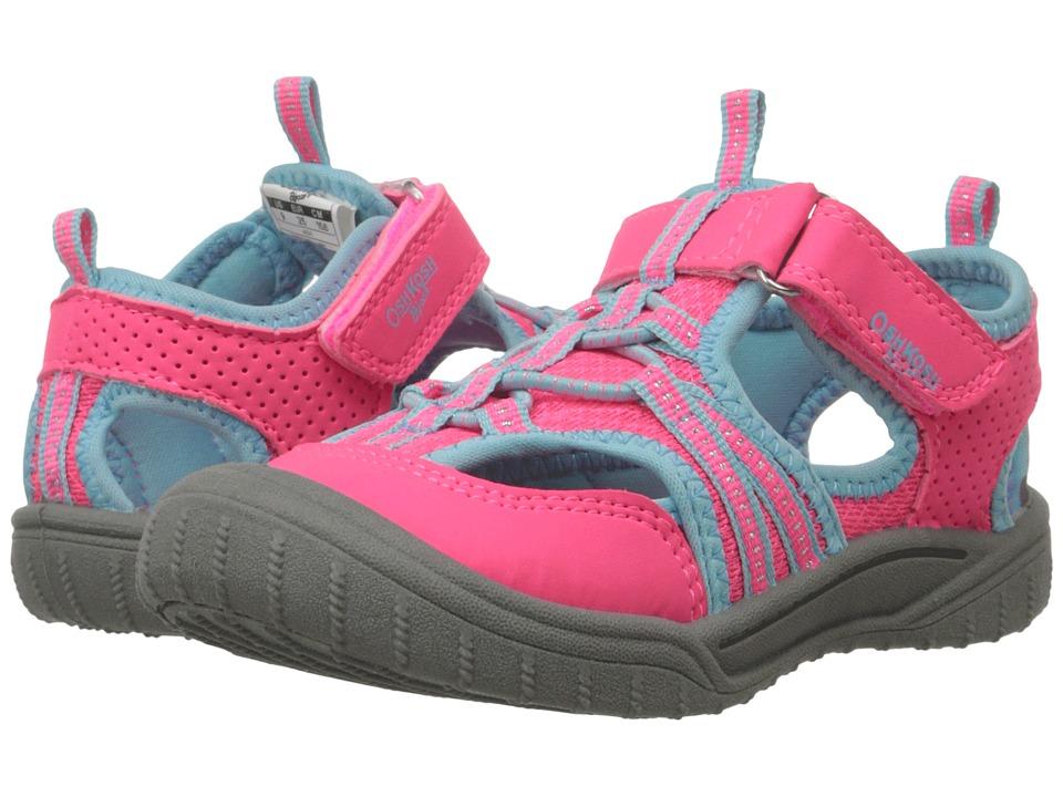 OshKosh - Jax2 (Toddler/Little Kid) (Pink) Girls Shoes