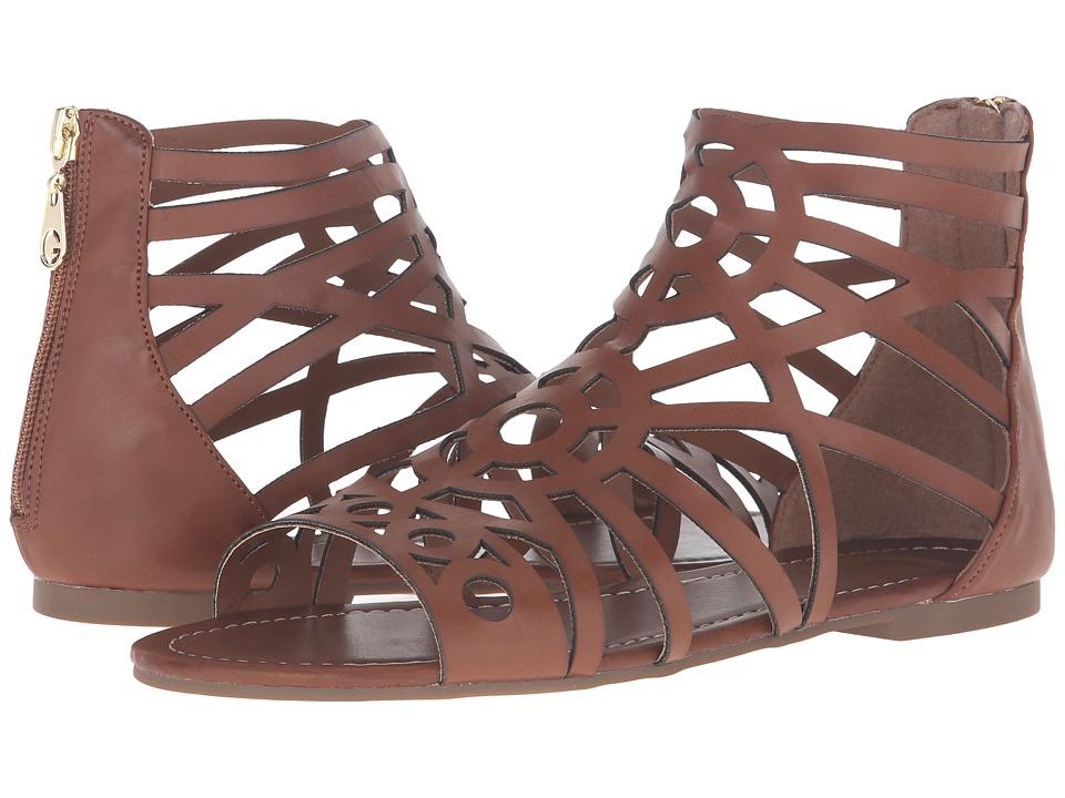 G by GUESS - Letsbe (Cognac) Women's Shoes