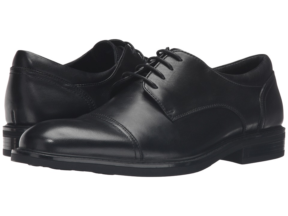 Blondo Galvin Waterproof (Black Leather) Men