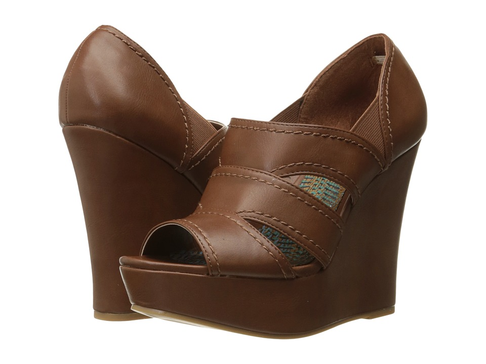 Madden Girl Astoriia (Cognac Paris) Women