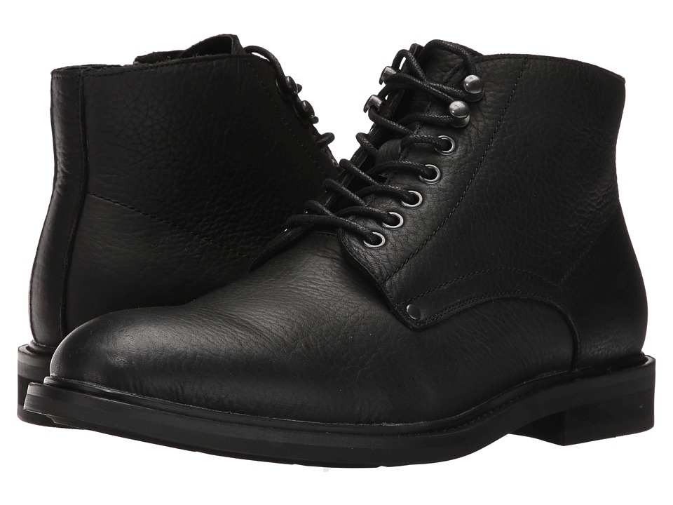 Blondo Float Waterproof (Black Leather) Men