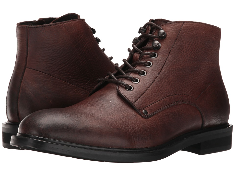 e3d0e71c5 Blondo Float Waterproof (Brown Leather) Men s Lace-up Boots