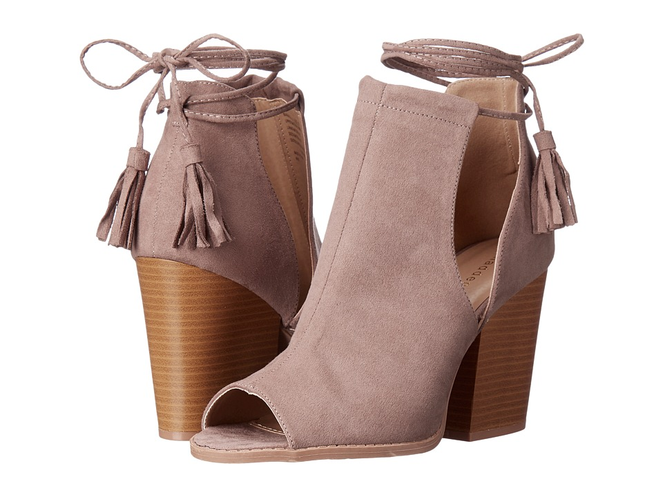 Madden Girl - Baaali (Taupe Fabric) High Heels