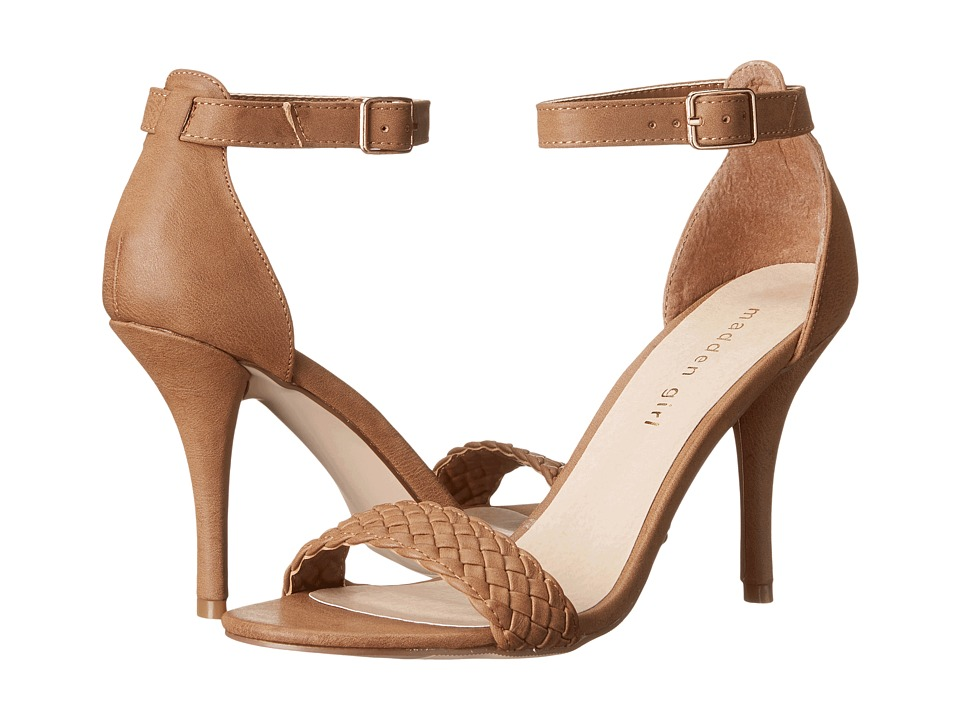 Madden Girl - Daana (Cognac Paris) High Heels