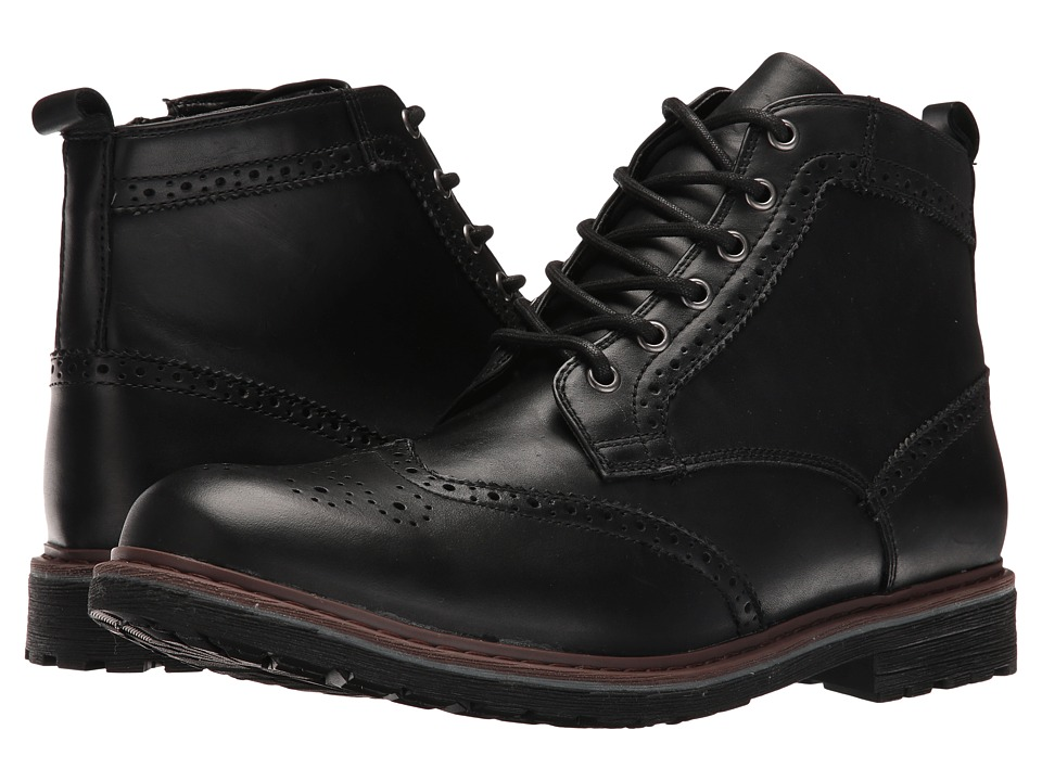 Blondo Damien Waterproof (Black Leather) Men