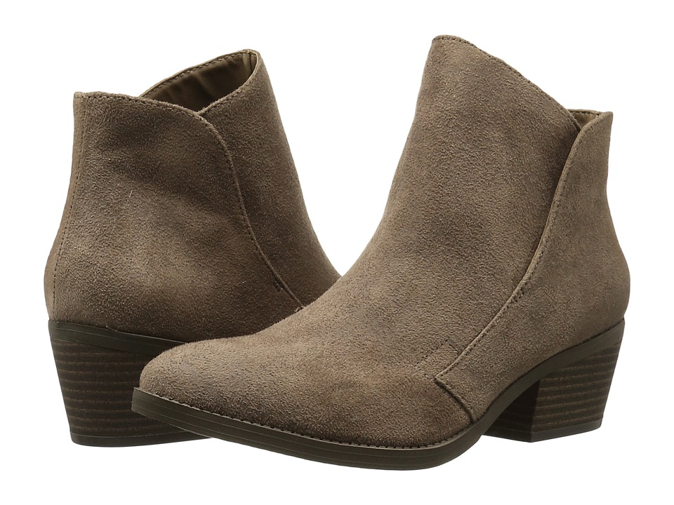 Madden Girl Boloo (Taupe Fabric) Women