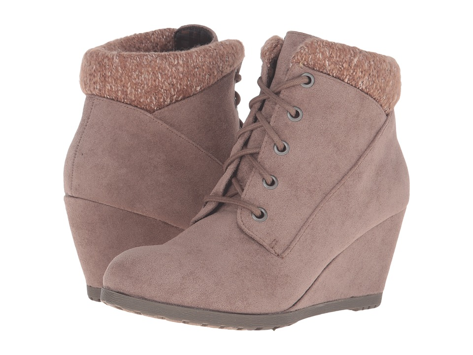 Madden Girl - Courrtne (Dark Taupe) Women