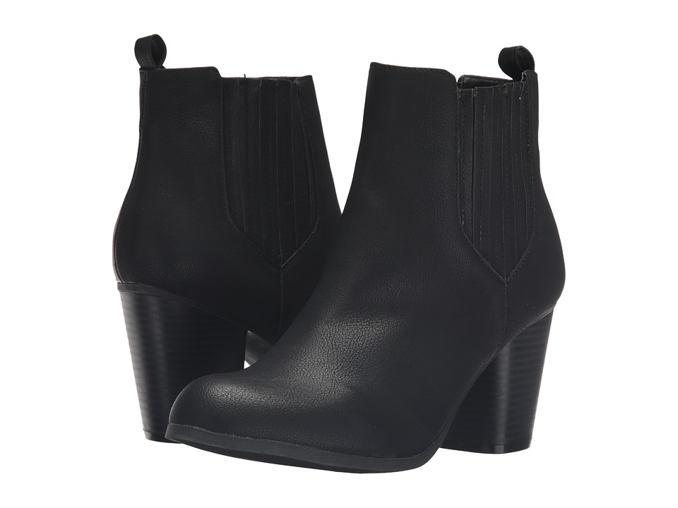 Madden Girl - Davinna (Black Paris) Women's Boots
