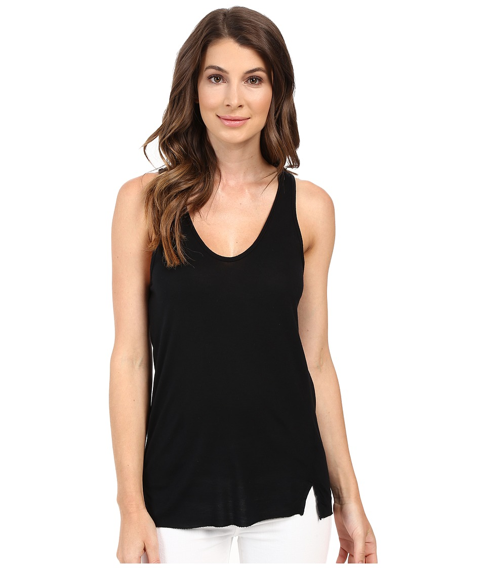 Project Social T - Eva Tank Top (Black) Women's Sleeveless