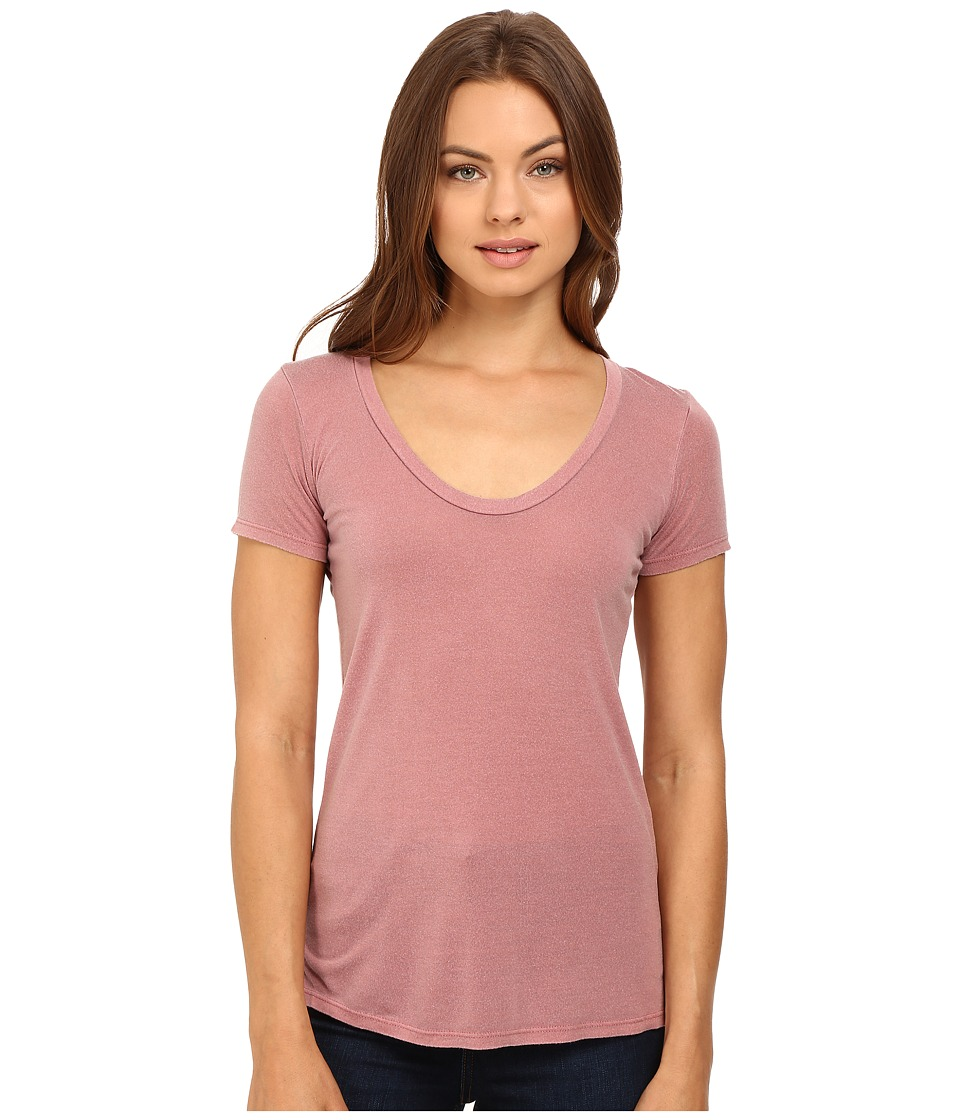 Project Social T - Jamie Tee (P. Rock-N-Rose) Women's Short Sleeve Pullover