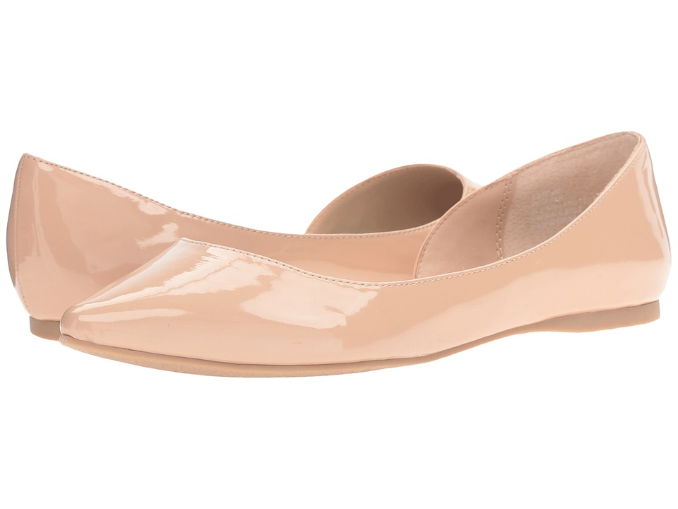 Madden Girl - Eezyy (Blush Patent) Women's Flat Shoes