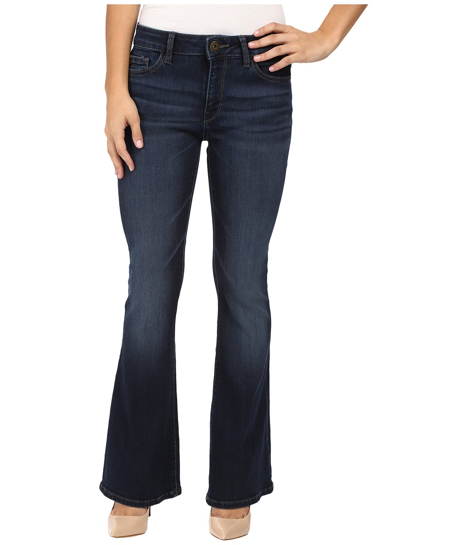 DL1961 - Heather Petite Flare in Magnolia (Magnolia) Women's Jeans