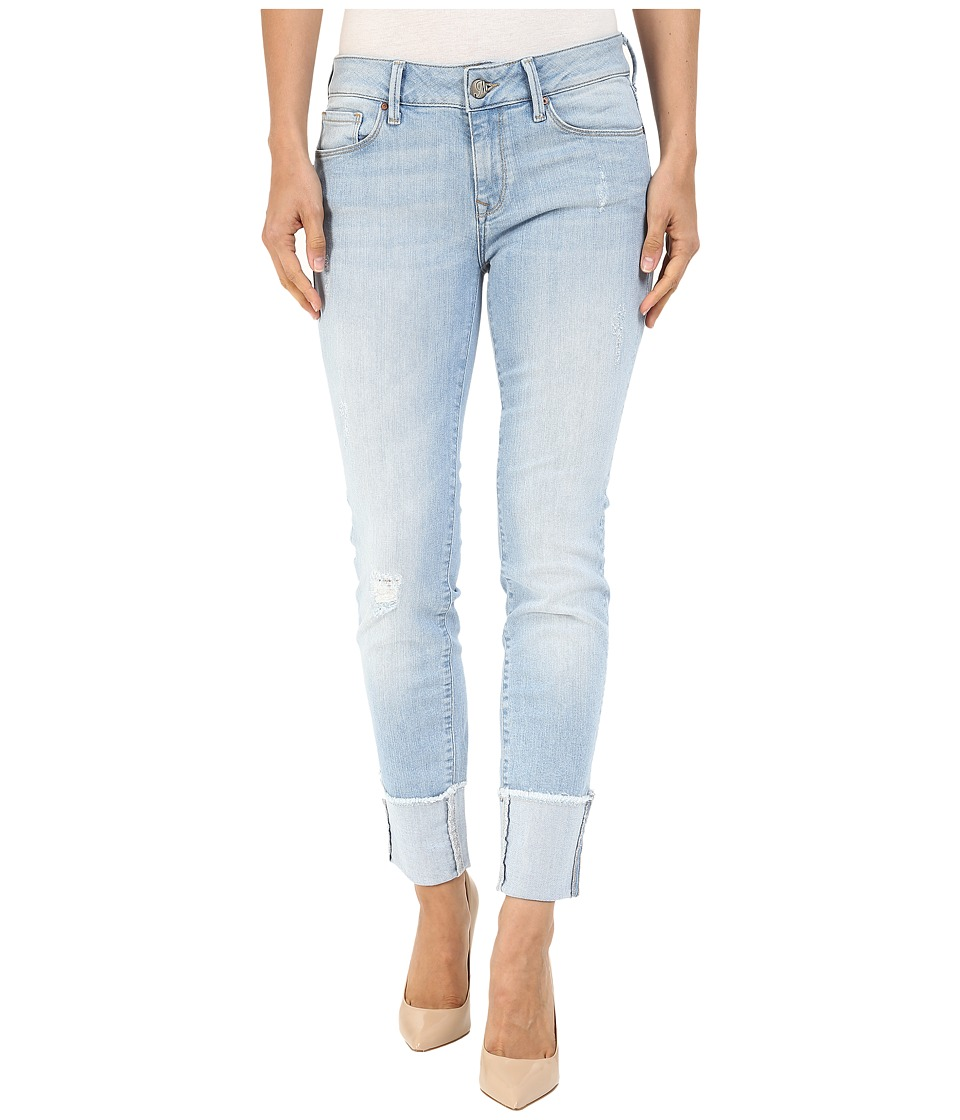 Mavi Jeans - Erica Mid-Rise Super Skinny Ankle in Light Used Vintage (Light Used Vintage) Women's Jeans