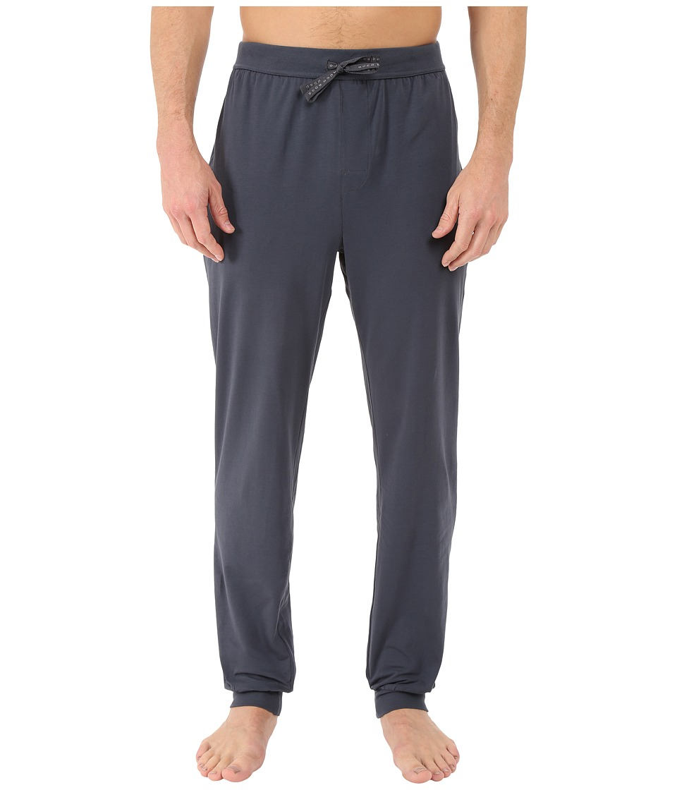 BOSS Hugo Boss - Mix and Match Long Pants Cuffed (Dark Blue) Men's Pajama
