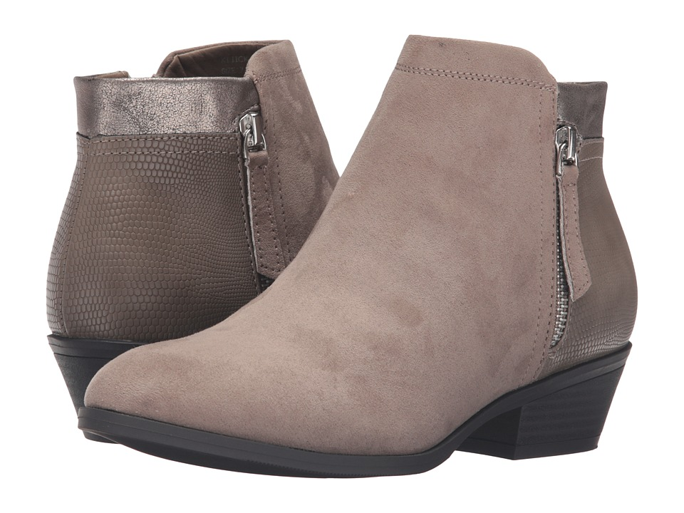 Madden Girl - Kliick (Taupe Fabric) Women