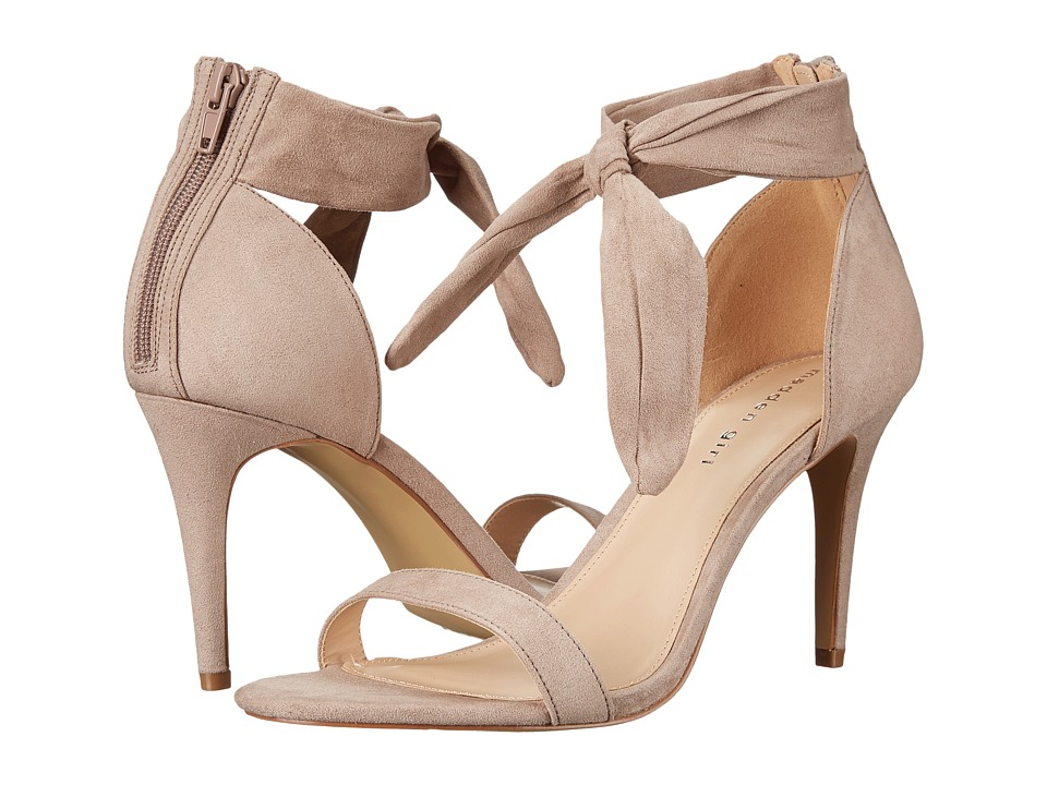 Madden Girl - Veexx (Taupe Fabric) High Heels