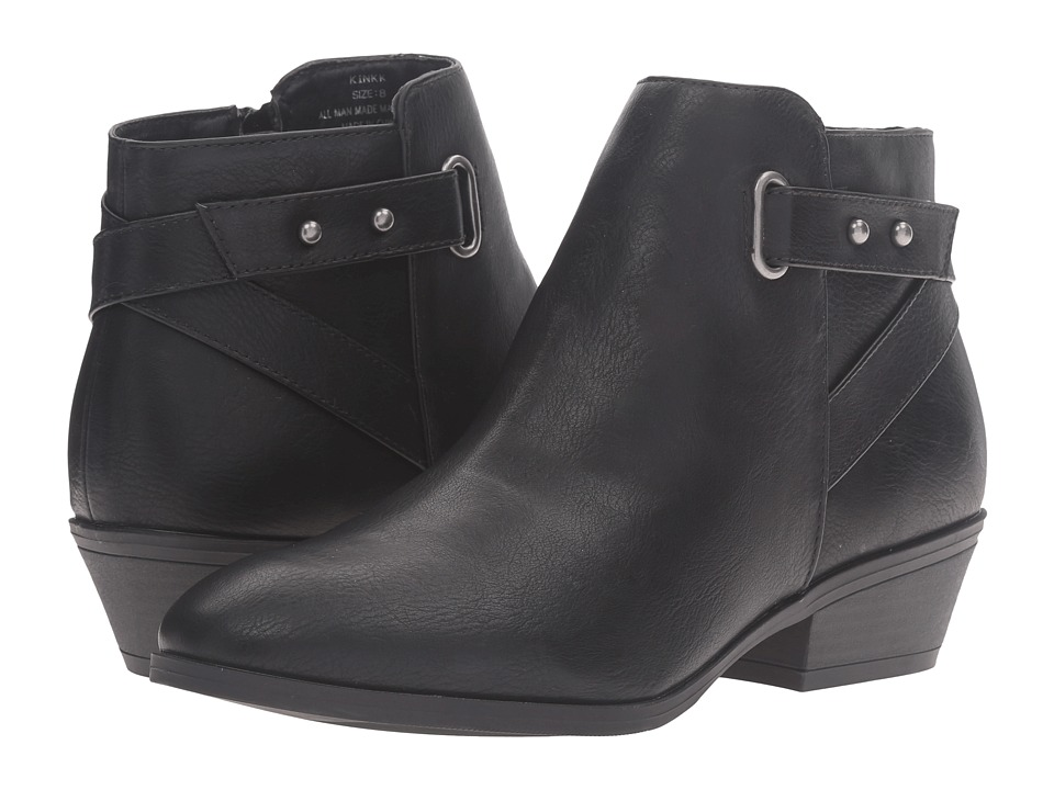 Madden Girl Kinkk (Black Paris) Women
