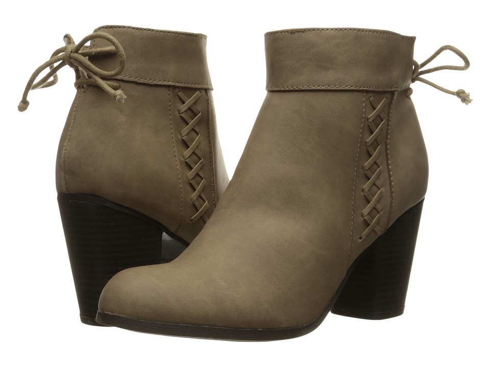 Madden Girl - Daxxx (Taupe Paris) Women's Boots