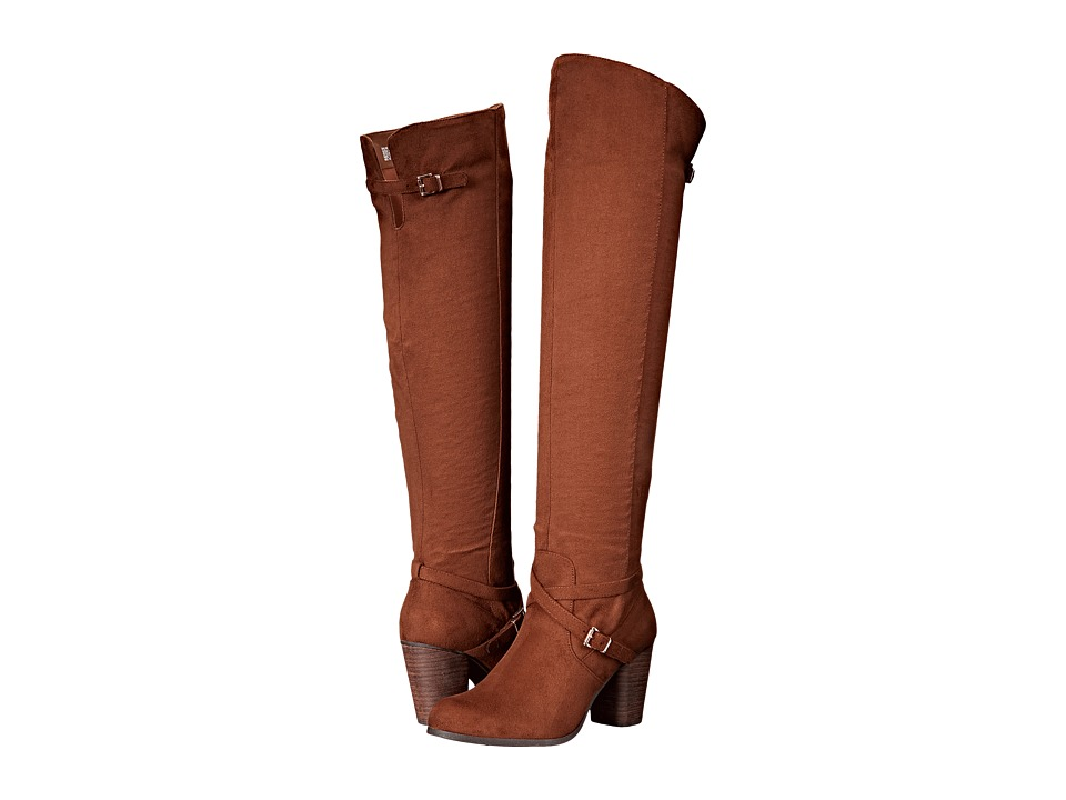 Madden Girl - Daallas (Chesnut Micro) Women's Boots