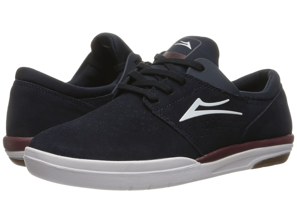 Lakai - Fremont (Midnight Suede) Men's Skate Shoes