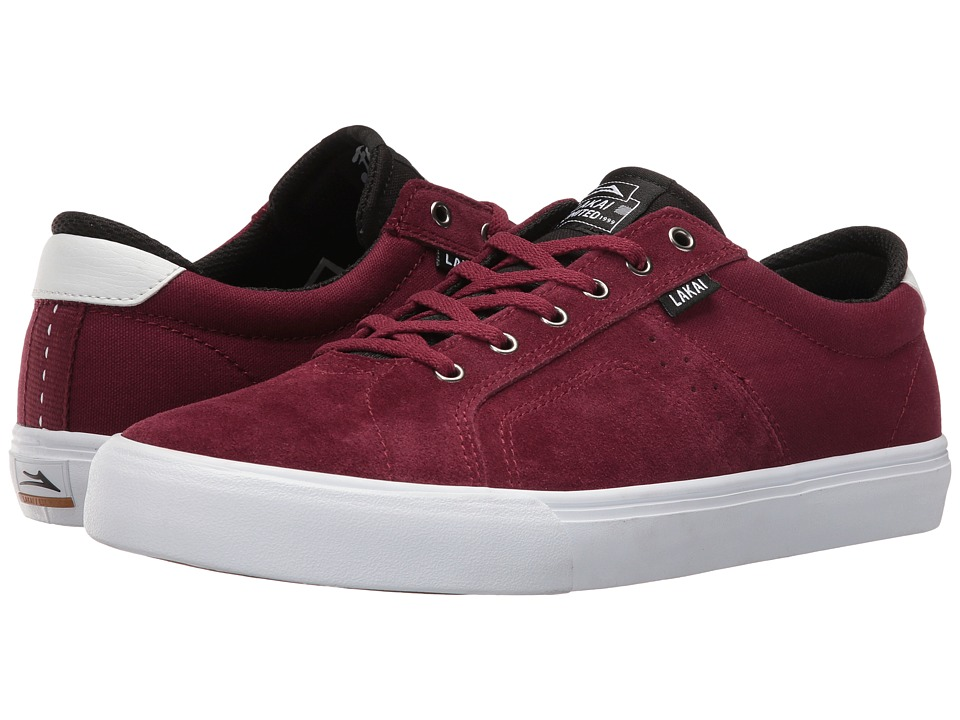 Lakai - Flaco (Port Suede) Men's Skate Shoes