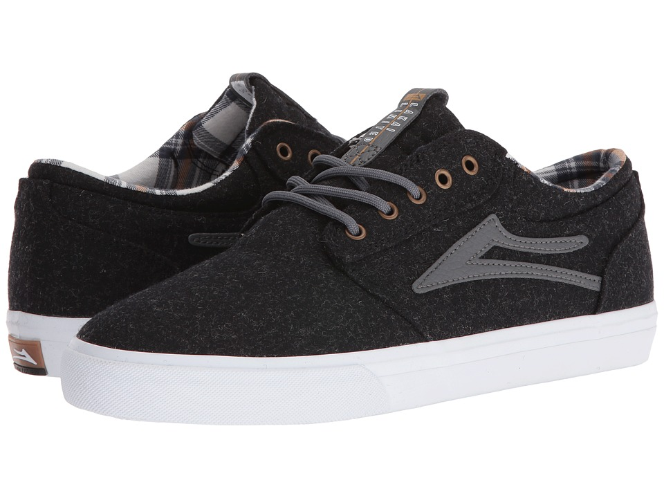 Lakai - Griffin (Phantom Textile) Men's Skate Shoes