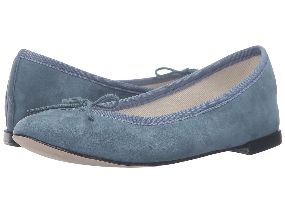 Repetto - Cendrillon (Tattoo Winter Blue) Women's Flat Shoes