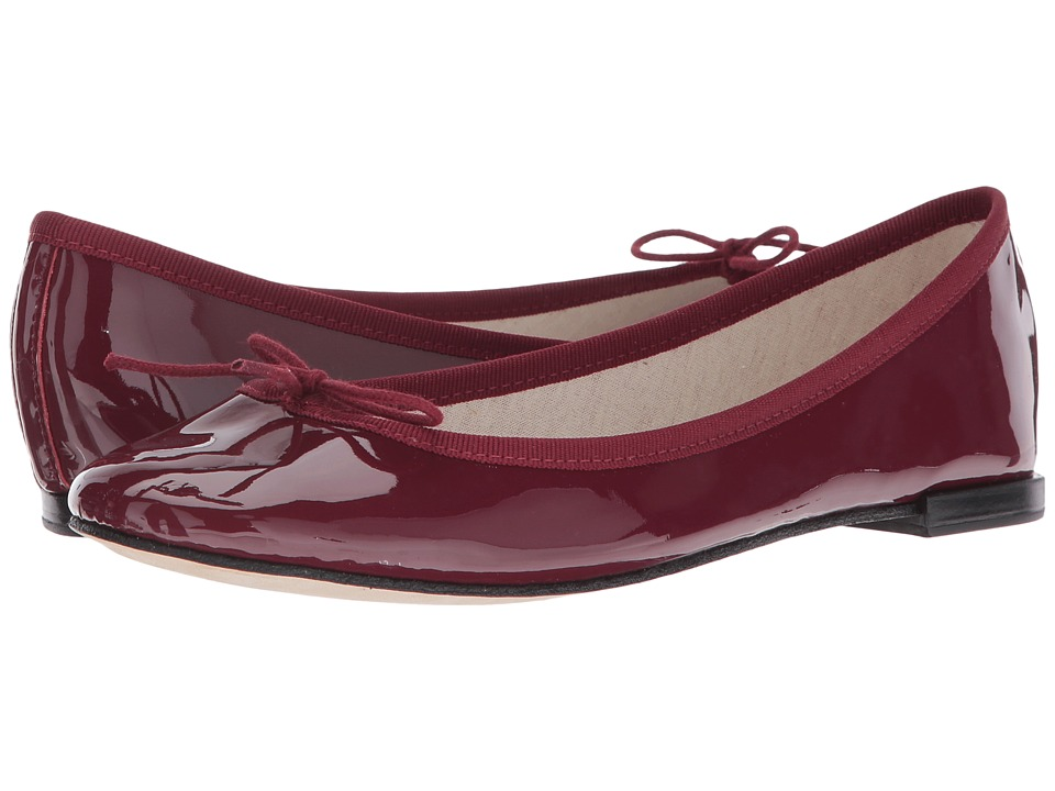 Repetto - Cendrillon (Drama Red) Women's Flat Shoes