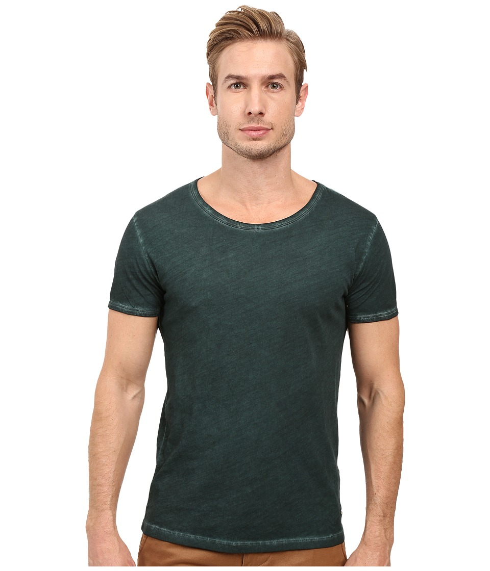 BOSS Orange - Tour T-Shirt (Green) Men's T Shirt