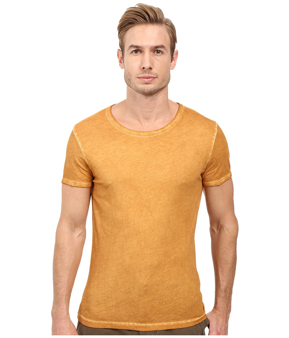 BOSS Orange - Tour T-Shirt (Yellow) Men's T Shirt