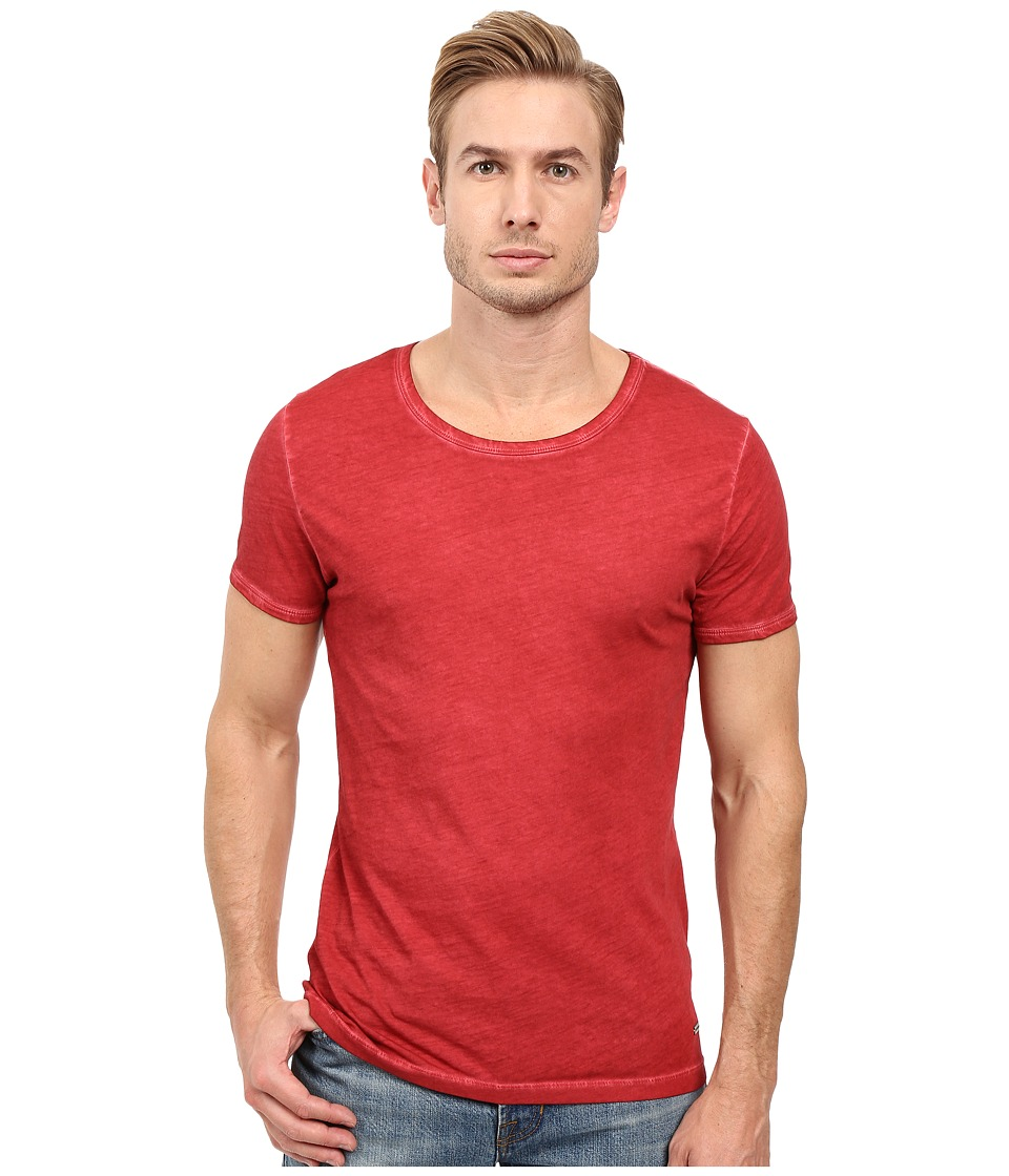 BOSS Orange - Tour T-Shirt (Red) Men's T Shirt