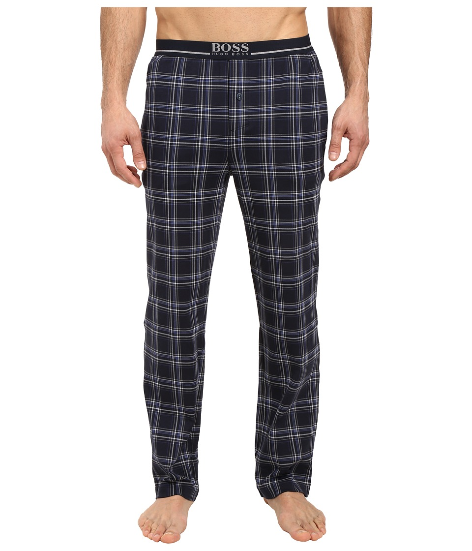 BOSS Hugo Boss - Relax Long Pants EW (Dark Blue) Men's Pajama