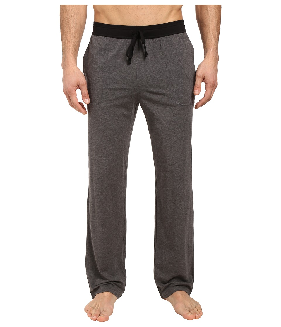 BOSS Hugo Boss - Balance Jersey Long Pants (Medium Grey) Men's Pajama
