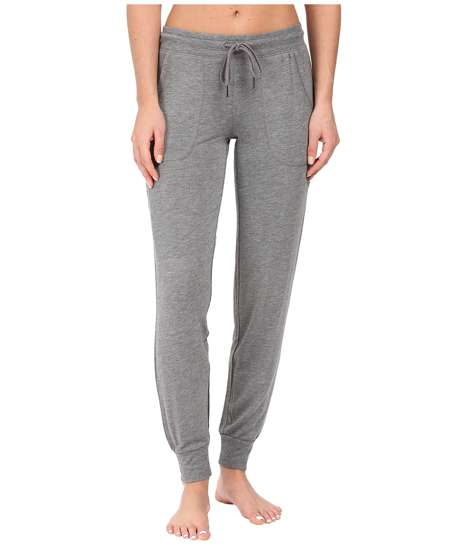 P.J. Salvage - Lounge Essentials Jogger (Heather Grey) Women's Pajama