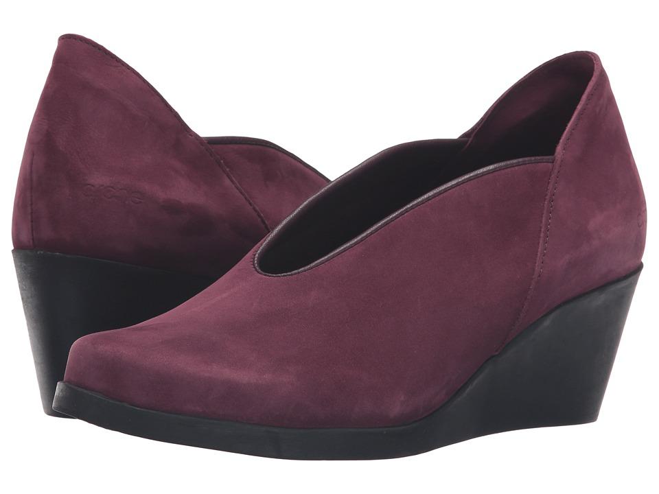 Arche - Joni (Berry) Women's Shoes