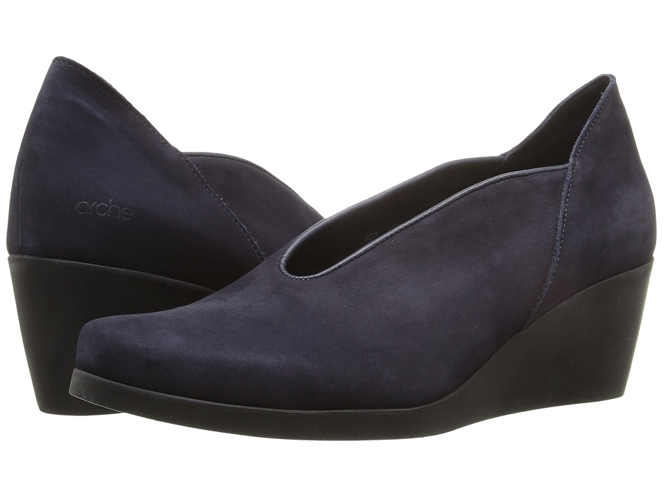 Arche - Joni (Nuit) Women's Shoes