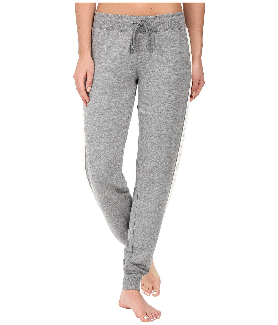 P.J. Salvage - Cable Sweatpants (Heather Grey) Women's Pajama