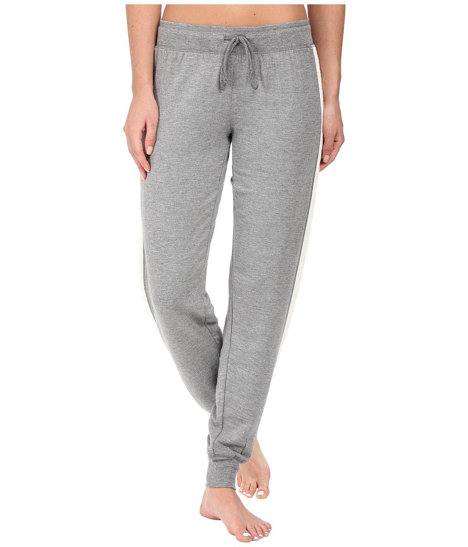 P.J. Salvage - Cable Sweatpants (Heather Grey) Women's Pajama