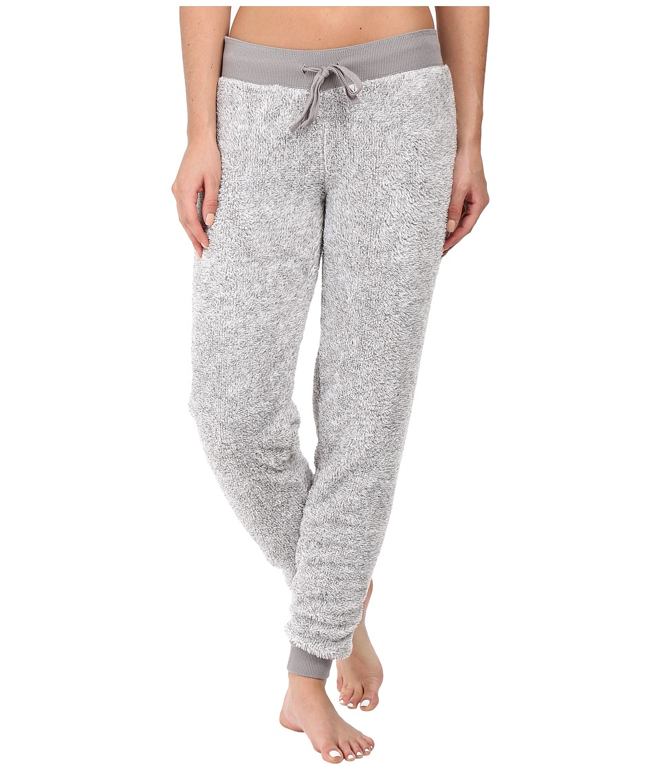 P.J. Salvage - Cozy Jogger (Heather Grey) Women's Pajama