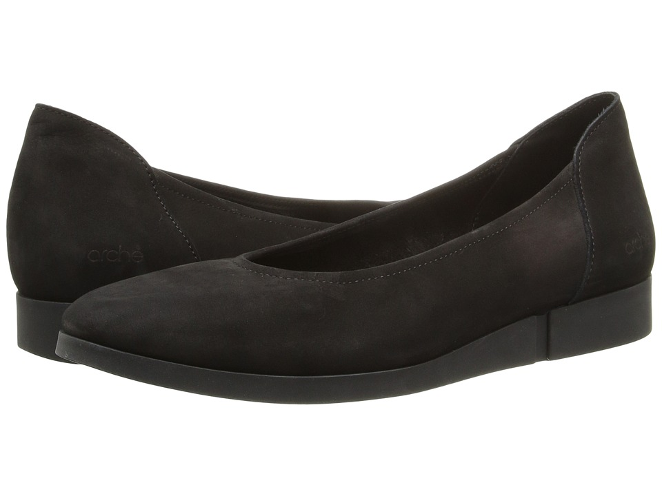 Arche - Ceoze (Noir) Women's Shoes